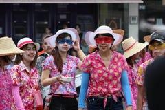 thai traditionellt för dans Arkivfoton