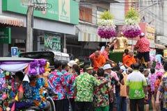 thai traditionellt för dans Royaltyfria Foton
