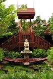 thai traditionellt för hus Royaltyfria Bilder