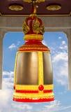 thai traditionellt för klockastil Arkivbilder