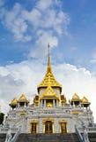 thai traditionellt för kyrkligt tempel Royaltyfri Bild