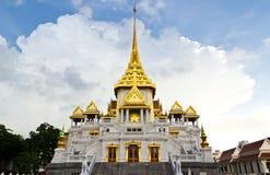 thai traditionellt för kyrkligt tempel Royaltyfria Bilder