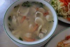 thai traditionellt för mat thai mat Fotografering för Bildbyråer