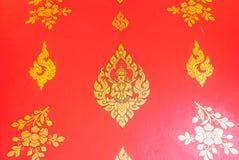 thai traditionellt för stil Arkivfoton