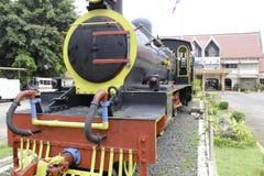 Thai train Royalty Free Stock Image