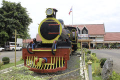 Thai train Stock Photos