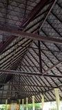 thai trevligt andclassic för paviljongtakblick så Arkivfoto