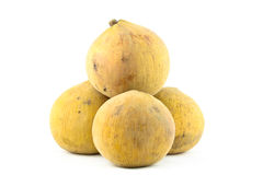 Thai tropical fruit (santol) Stock Photos
