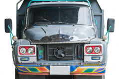 Thai truck head Royalty Free Stock Photography