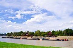 Thai tugboat Royalty Free Stock Image