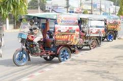Thai tuktuk car Stock Photography