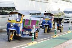 Thai Tuktuk Royalty Free Stock Images
