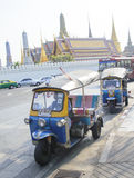 Thai tuktuk Stock Photos