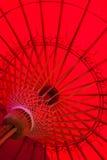 Thai Umbrella. Hand Made Umbrella - Chiang Mai, Thailand Royalty Free Stock Images