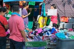 Thai underwear shop Stock Photography