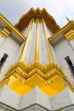 thai vägg för kyrkligt tempel Royaltyfria Foton