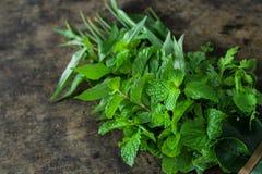 Thai Vegetable Stock Photography