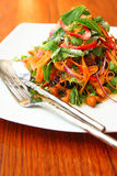 Thai vegetable salad Stock Images