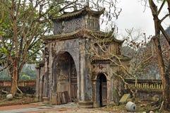 Thai Vi temple, Vietnam Stock Images