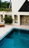 Thai villa Stock Photography