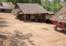 Thai village Stock Photography