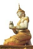 thai vinkel Royaltyfri Fotografi