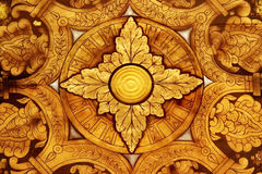 Thai Wall Painting Stock Images