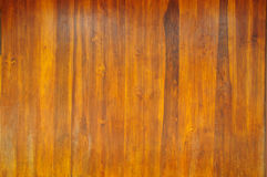 Thai Wall Wooden House Royalty Free Stock Image