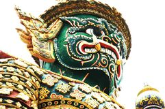 Thai Warrior Stock Images