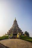 Thai Wat Arkivbilder