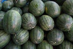 Thai watermelon Royalty Free Stock Image