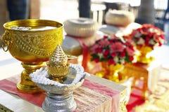 Thai Wedding ceremony Royalty Free Stock Image