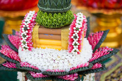 Thai wedding gift Royalty Free Stock Photo