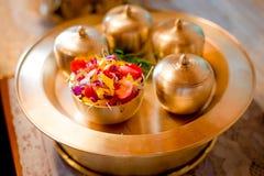 Thai wedding Royalty Free Stock Photos