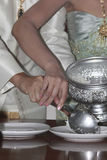 Thai wedding Stock Photos