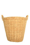 Thai wicker basket made by rattan Stock Photos
