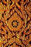 Thai window Royalty Free Stock Images