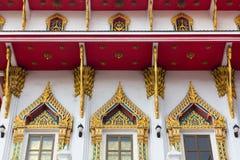 Thai windows Style Stock Photos