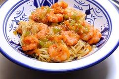 Thai wok sea food Royalty Free Stock Photos