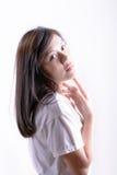 Thai woman Royalty Free Stock Photos