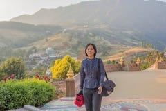 Thai woman Stock Image