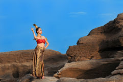 Thai women Stock Images
