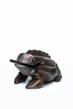 Thai wood frog Royalty Free Stock Photography