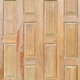 Thai wood wall Royalty Free Stock Photos