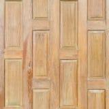 Thai wood wall Royalty Free Stock Photos