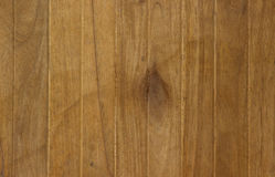 Thai wood. Wooden background on the wall Stock Photos
