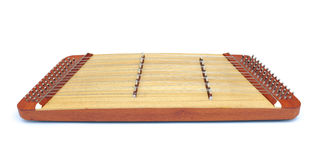 Thai wooden dulcimer Stock Photo