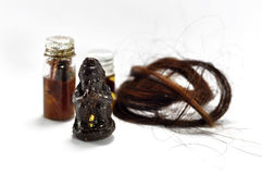 Thai Woodoo doll. Thai Woodoo dall, baby woodoo doll Stock Photo