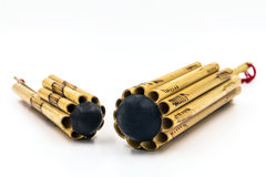 Thai Woodwind Instruments Stock Photography