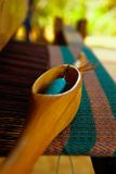 Thai Weave cloth Royalty Free Stock Photography